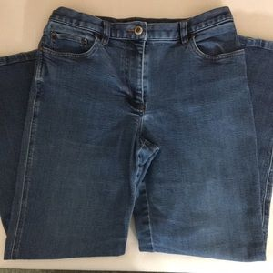 Pre-loved Ann Taylor stretch jeans ankle 6A
